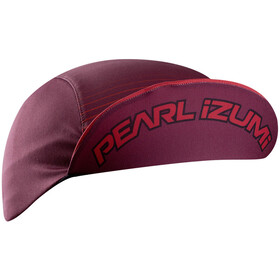 PEARL iZUMi Transfer Cycling Cap Unisex port/rogue red dash